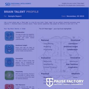Brain Talent Profile