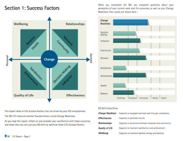Change and Success Factors