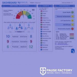 EQ Dashboard