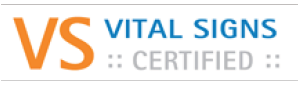 Vital Sign Certified