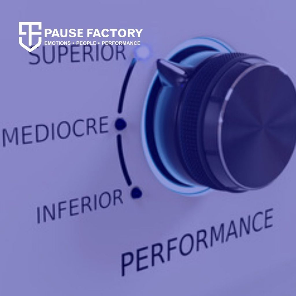 EMOTIONS MASTERY FOR SUPERIOR PERFORMANCE