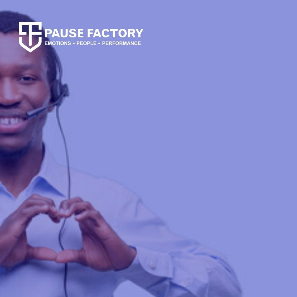 THE HEART OF CUSTOMER SERVICE