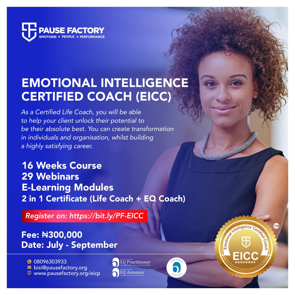 Emotional Intelligence Certified Coach