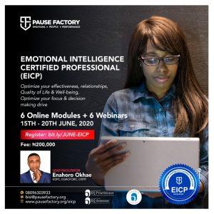 Emotional Intelligence Certified Professional