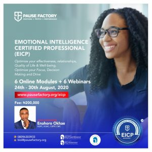 Emotional Intelligence Certified Professional