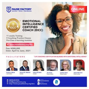 Emotional Intelligence Certified Coach(EICC) Certification