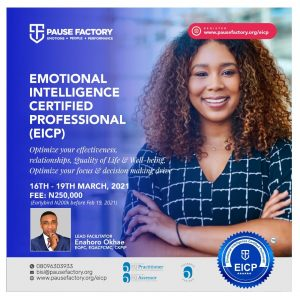 Emotional Intelligence Certified Professional (EICP) Certification